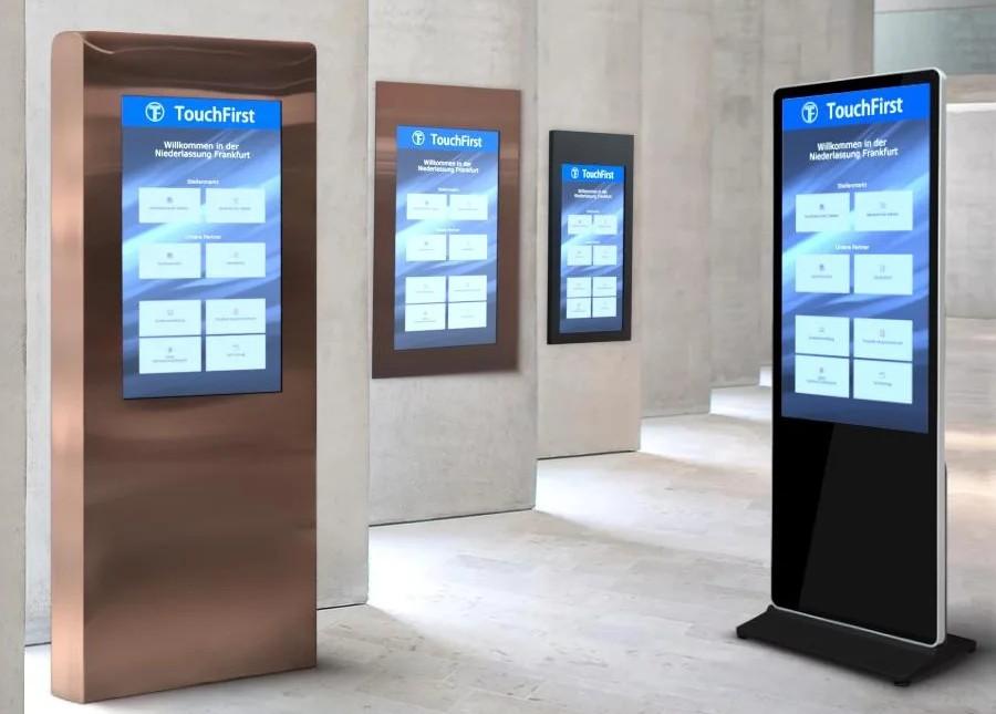 Digital Signage TouchFirst